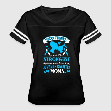 Juvenila Diabetes Moms - Perfect Gift - Diabetics - Women's Vintage Sport T-Shirt