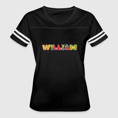 William - Women's Vintage Sport T-Shirt