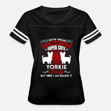 Shop Cute Yorkie T Shirts Online Spreadshirt