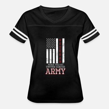 Army Veteran Apparel Army Veterans - Women's Vintage Sport T-Shirt