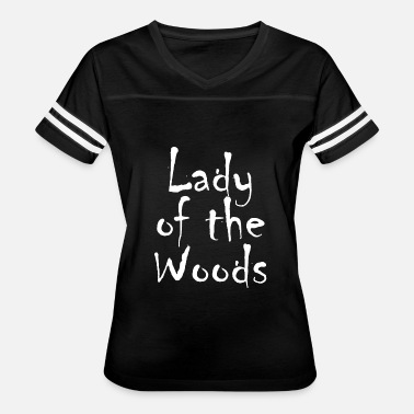 Timberlake Lady of the Woods Gift for Timberlake Fans - Women's Vintage Sport T-Shirt