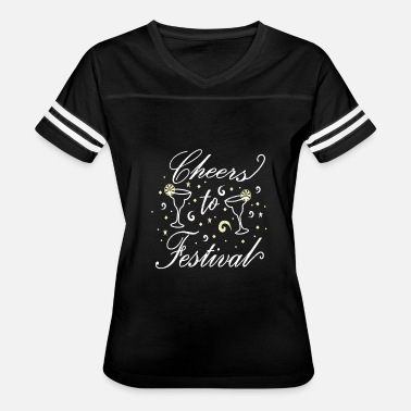 Tomorrowland Festival CHEERS TO FESTIVAL - Women's Vintage Sport T-Shirt