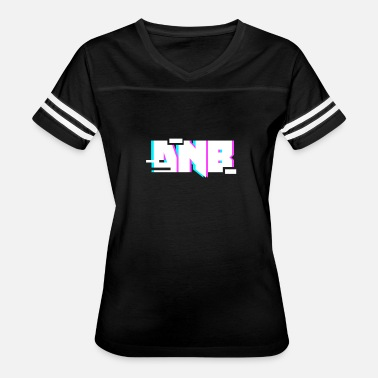 Edm Drum And Bass DNB Drum And Bass / Drum N Bass EDM Rave - Women's Vintage Sport T-Shirt