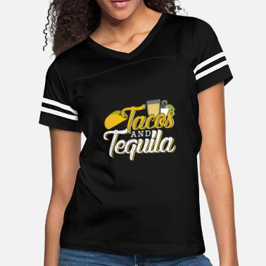 51cdb5f22d Tequila Tacos And Tequila - Women's Vintage Sport T-Shirt