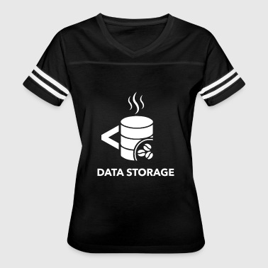 Data Privacy Data storage - Women's Vintage Sport T-Shirt