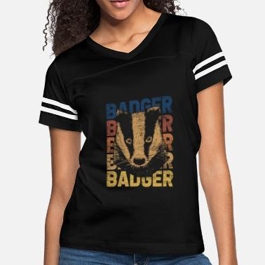 Badger Badger - Women's Vintage Sport T-Shirt