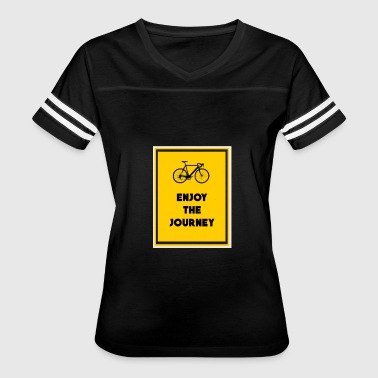 Enjoy The Journey ENJOY THE JOURNEY - Women's Vintage Sport T-Shirt