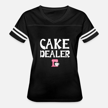 Biscuit Bake Funny cake saying baking biscuits muffin - Women's Vintage Sport T-Shirt