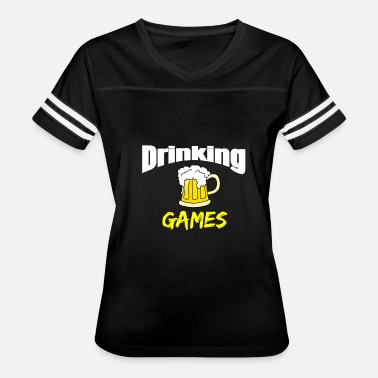 Drinking Games Drinking Games - Women's Vintage Sport T-Shirt