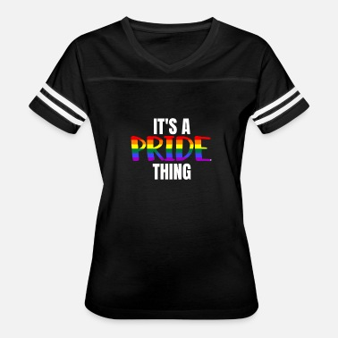 Gays Spaghetti Its A Pride Thing Gift - Women's Vintage Sport T-Shirt