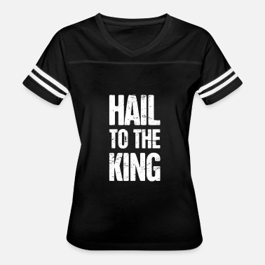 Drag King Funny LGBT Gay Pride Drag King - Women's Vintage Sport T-Shirt