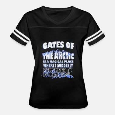 Gates Gates Of The Arctic - Women's Vintage Sport T-Shirt