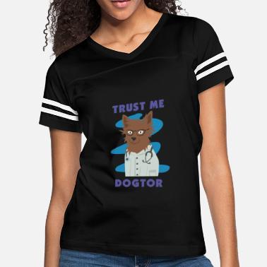 0722c445b7d Pet Doctor Veterinarian Vet Pet Doctor Animal Work Profession - Women  39 s  Vintage. Women s Vintage Sport T-Shirt
