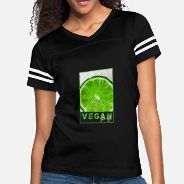 Meatfree Vegan For Life - Women's Vintage Sport T-Shirt