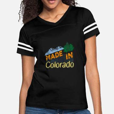 Vintage Colorado Vintage Made in Colorado Outdoors T-shirt - Women's Vintage Sport T-Shirt