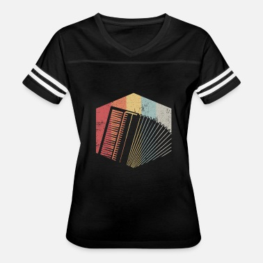 Accordion Love Accordion - Women's Vintage Sport T-Shirt