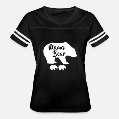 Mama Bear Clothes Mama Bear 2 Kids - Women's Vintage Sport T-Shirt