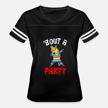 Mayo Cinco De Mayo - Bout A Party - Women's Vintage Sport T-Shirt