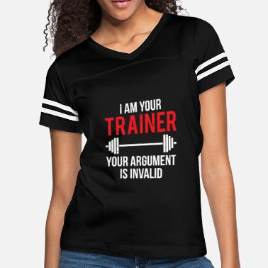 ec746973f Fitness Instructor Funny Fitness Trainer Instructor Coach T-Shirt -  Women's