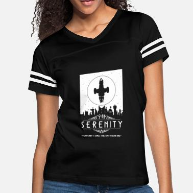 Serenity Serenity - You can't take the sky from me Firefl - Women's Vintage Sport T-Shirt
