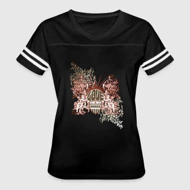 Angelic Love LOVE ANGEL - Women's Vintage Sport T-Shirt