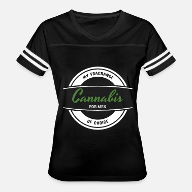 Fragrance My fragrance cannabis for men of choice t-shirts - Women's Vintage Sport T-Shirt
