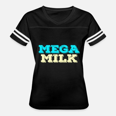 Mega Milk Looking and craving for a Mega Milk Wear it - Women's Vintage Sport T-Shirt
