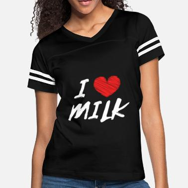 Ever Since Have been a fan of milk ever since? Here's a the - Women's Vintage Sport T-Shirt