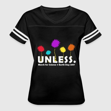 Unless Color - Women's Vintage Sport T-Shirt