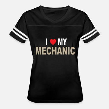 My Dads A Mechanic My Mechanic - Women's Vintage Sport T-Shirt