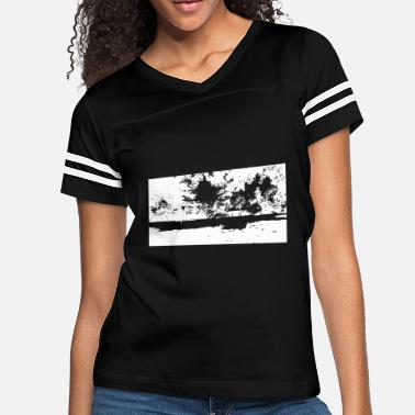 Idyll a glade with a pavillion - Women's Vintage Sport T-Shirt