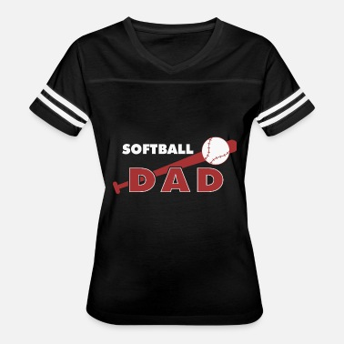 Softball Dad Clothes Softball dad - softball dad - Women's Vintage Sport T-Shirt