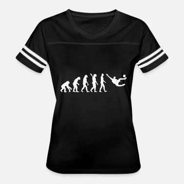 Soccer Evolution Soccer - evolution soccer - Women's Vintage Sport T-Shirt