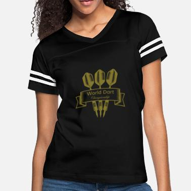 bc295be34 World Dart Championship - Women  39 s Vintage Sport T-Shirt