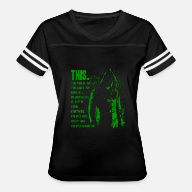 Arrow Green arrow - This is what I am awesome t-shirt - Women's Vintage Sport T-Shirt