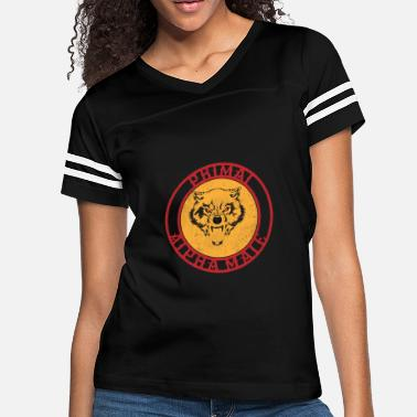 Animalistic PRIMAL Alpha MALE - Women's Vintage Sport T-Shirt