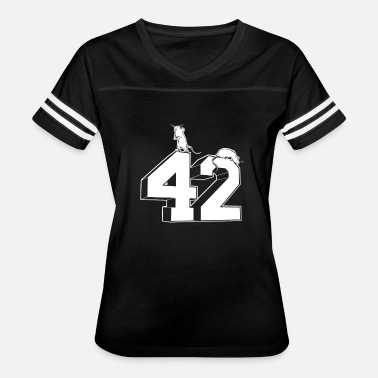 Forty-two Forty Two - Women's Vintage Sport T-Shirt