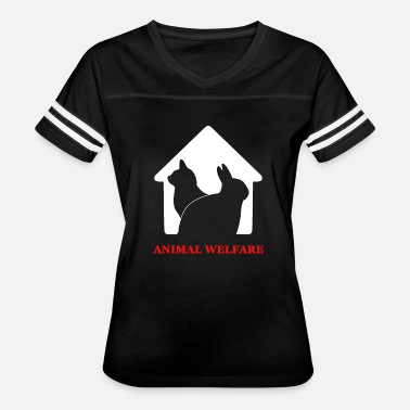 Animal Welfare Animal welfare - Women's Vintage Sport T-Shirt