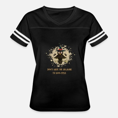 Dope Owl Owl Witch Word Play - Women's Vintage Sport T-Shirt