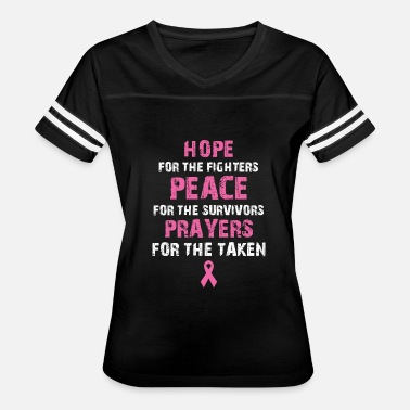 Breast Fuck You Fighters Peace For The Survivors Prayers For The - Women's Vintage Sport T-Shirt