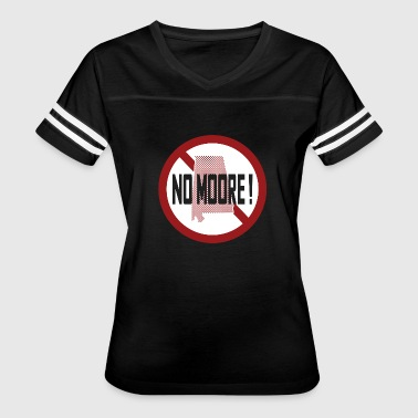 No Moore Alabama - Women's Vintage Sport T-Shirt