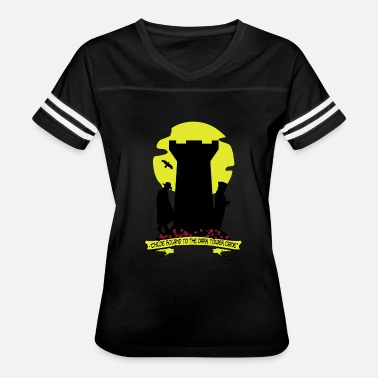 Dark Tower Childe Roland to the Dark Tower Came fan - Women's Vintage Sport T-Shirt