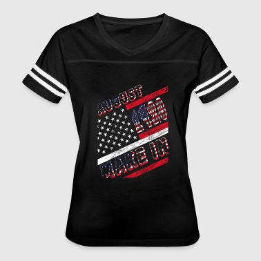 AUGUST SINCE 1920 MADE IN 1920 - Women's Vintage Sport T-Shirt