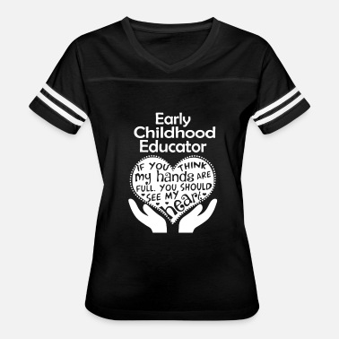 Early Early Childhood Educator - Women's Vintage Sport T-Shirt