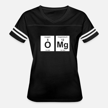 Element Omg OMG Elements - Women's Vintage Sport T-Shirt