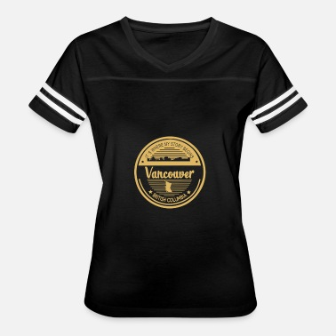 Quebec Vancouver - It's where my story begins t-shirt - Women's Vintage Sport T-Shirt