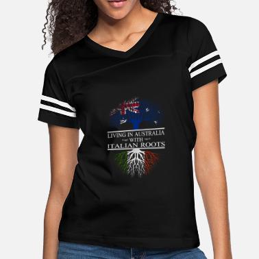 77c853df Italian Spiderman Italian - Living in australia with Italian roots -  Women's. Women's Vintage Sport T-Shirt
