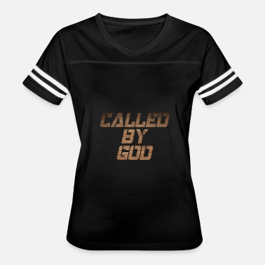 God Calling Called By God - Women's Vintage Sport T-Shirt