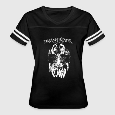 DREAM THEATER - TRAIN OF THOUGHT - Women's Vintage Sport T-Shirt