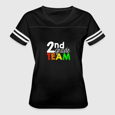 2nd Grade Team - Women's Vintage Sport T-Shirt